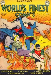 World's Finest Comics #51 (April-May 1951)