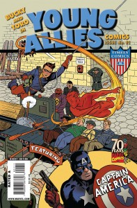 Young Allies Comics 70th Anniversary Special #1 (August 2009)