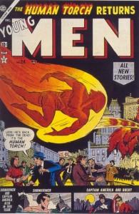 Young Men #24 (December 1953)