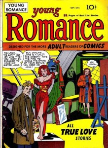 Young Romance #1 (Sept.-Oct. 1947)
