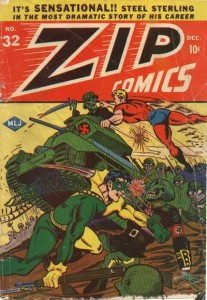 Zip Comics #32